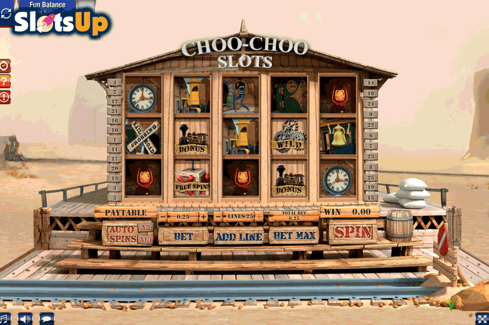 choochoo slot gamesos casino slots