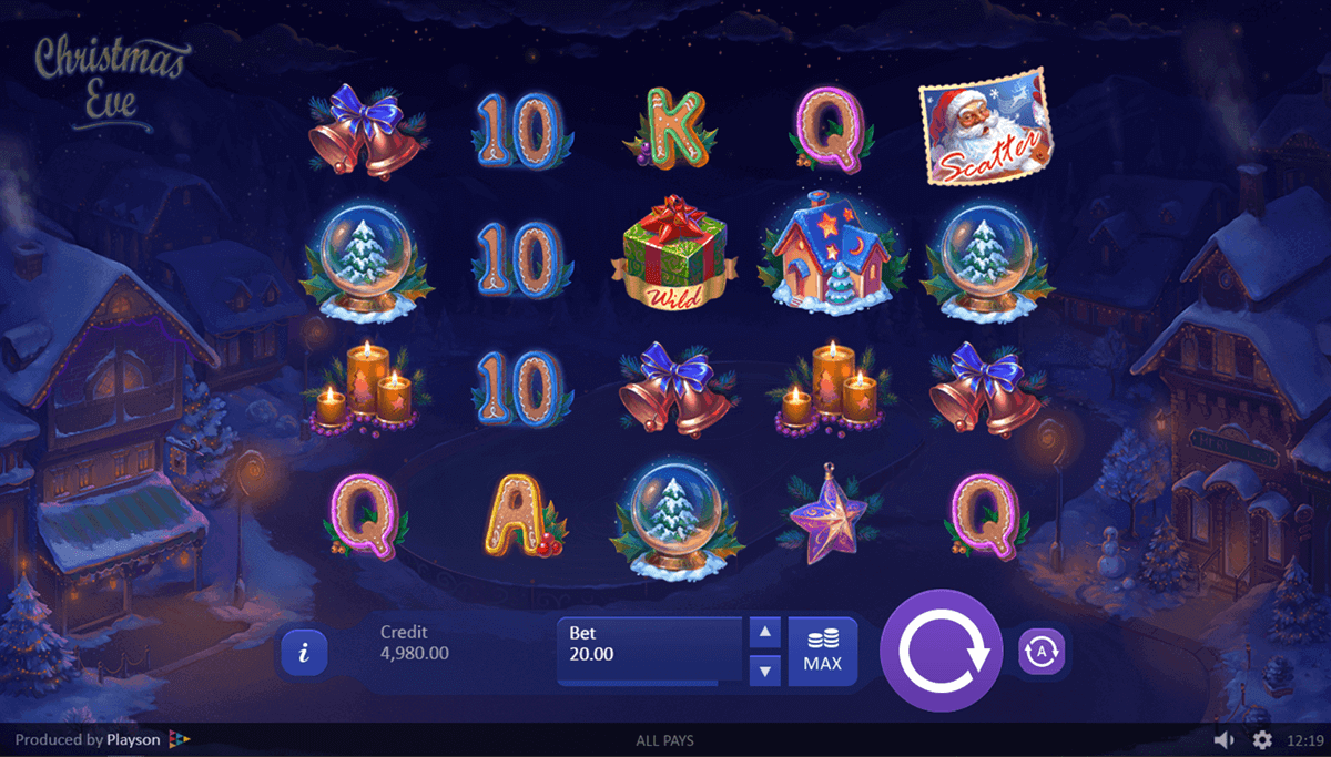 Merry Christmas Slot Machine Online ᐈ Playson™ Casino Slots