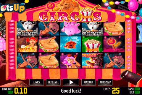 circus hd world match casino slots