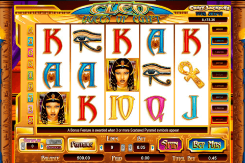 cleo queen of egypt amaya