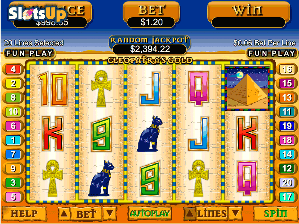 Cleopatra Slot Machine Online ᐈ Novomatic™ Casino Slots