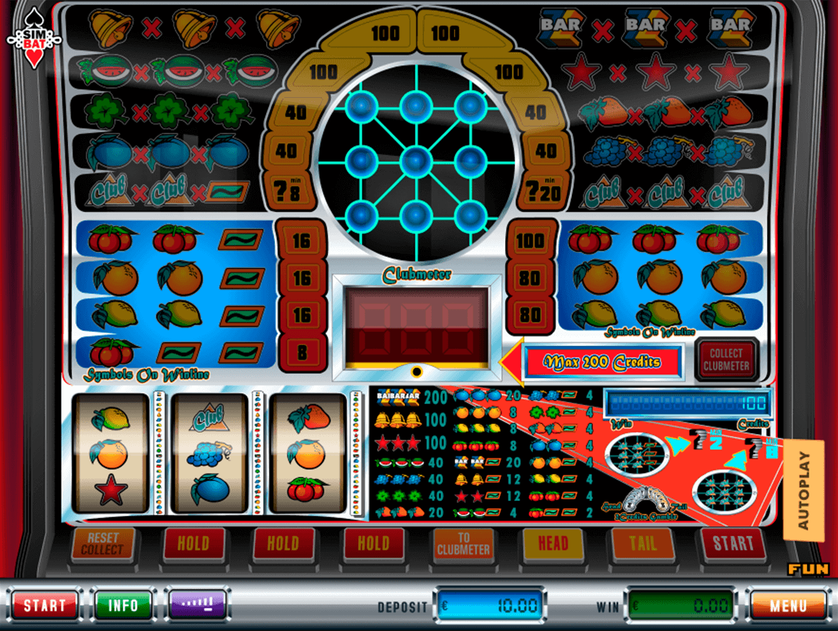 Casino 2000 slot machine