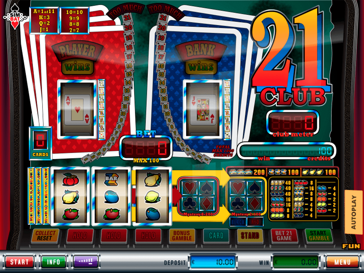 Spiele Club 21 - Video Slots Online