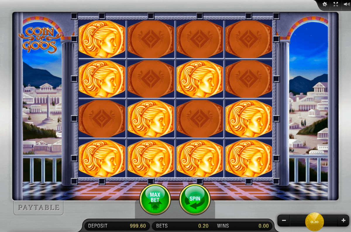 Coin of Gods Slot Machine Online ᐈ Merkur™ Casino Slots