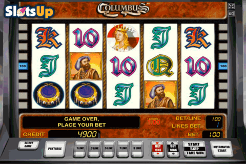 columbus novomatic casino slots