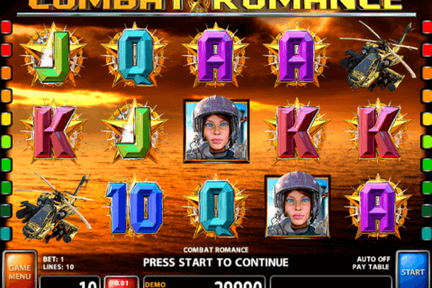combat romance casino technology slot machine