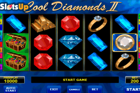 COOL DIAMONDS 2 AMATIC CASINO SLOTS