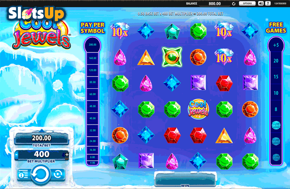 cool jewels wms casino slots