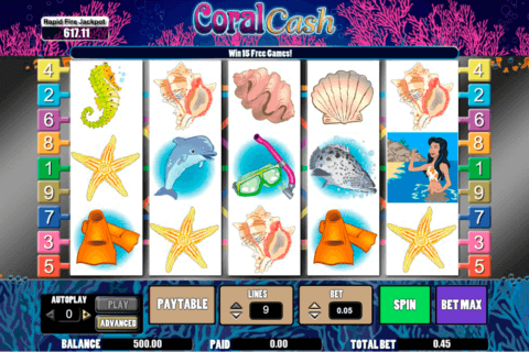 Coral Cash Slot Machine Online ᐈ Amaya™ Casino Slots