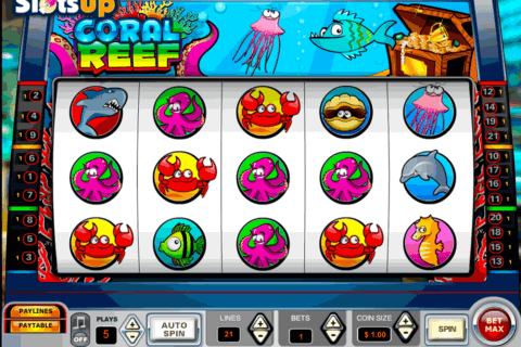 coral reef vista gaming casino slots