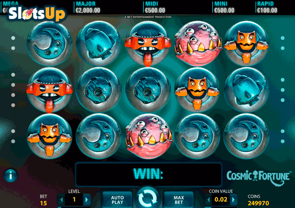Cosmic Fruit Slots - Read the Review and Play for Free