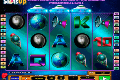 cosmic invaders 2by2 gaming casino slots 480x320