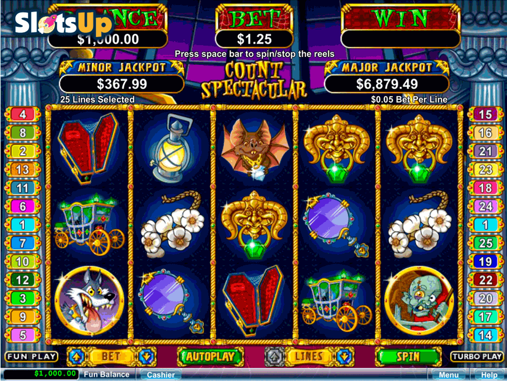 Spectacular Slot Machine Online ᐈ Microgaming™ Casino Slots