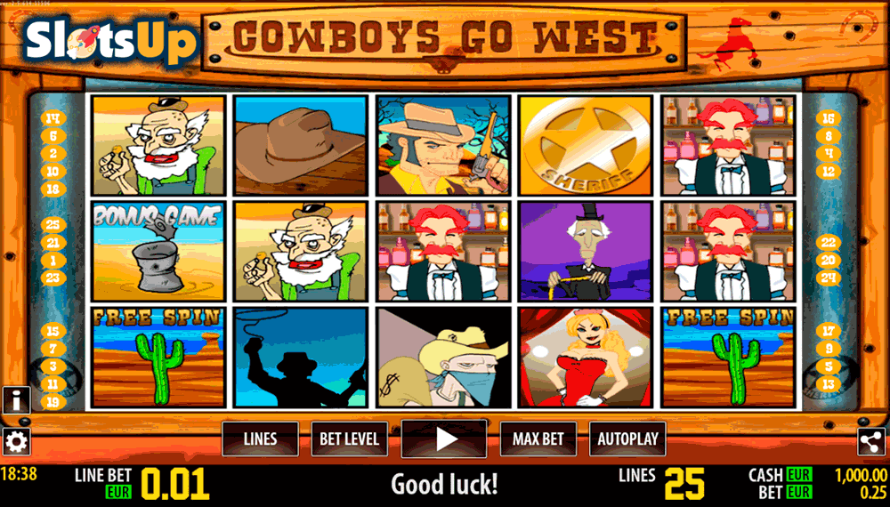 Cowboys and Aliens Slot Machine Online ᐈ Playtech™ Casino Slots
