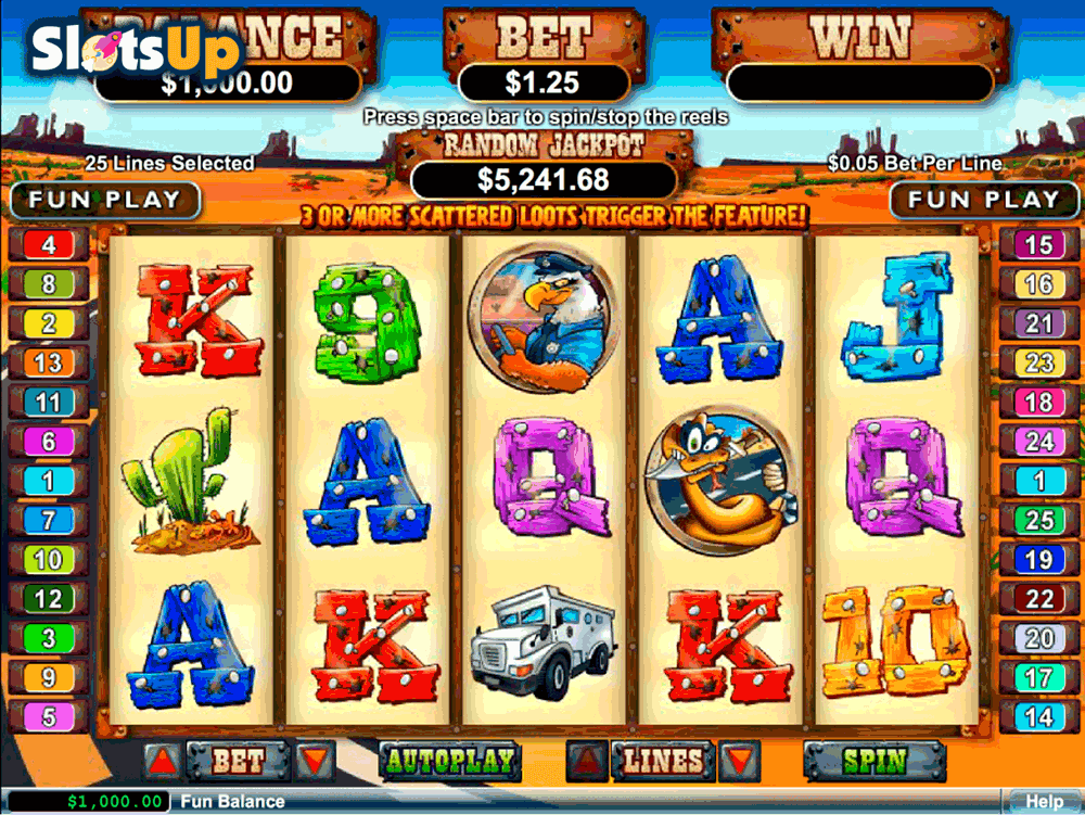Showtime Slots - Play it for Free Online