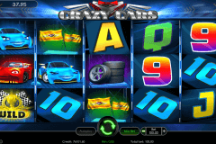 crazy cars wazdan casino slots