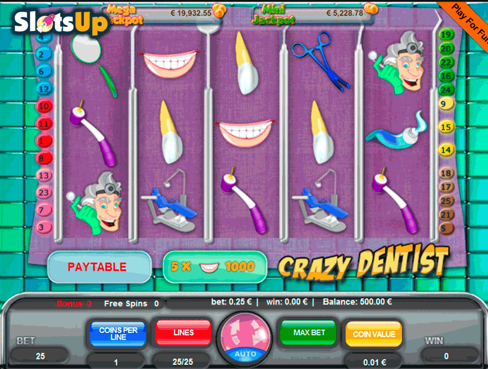 play casino online for free crazy slots