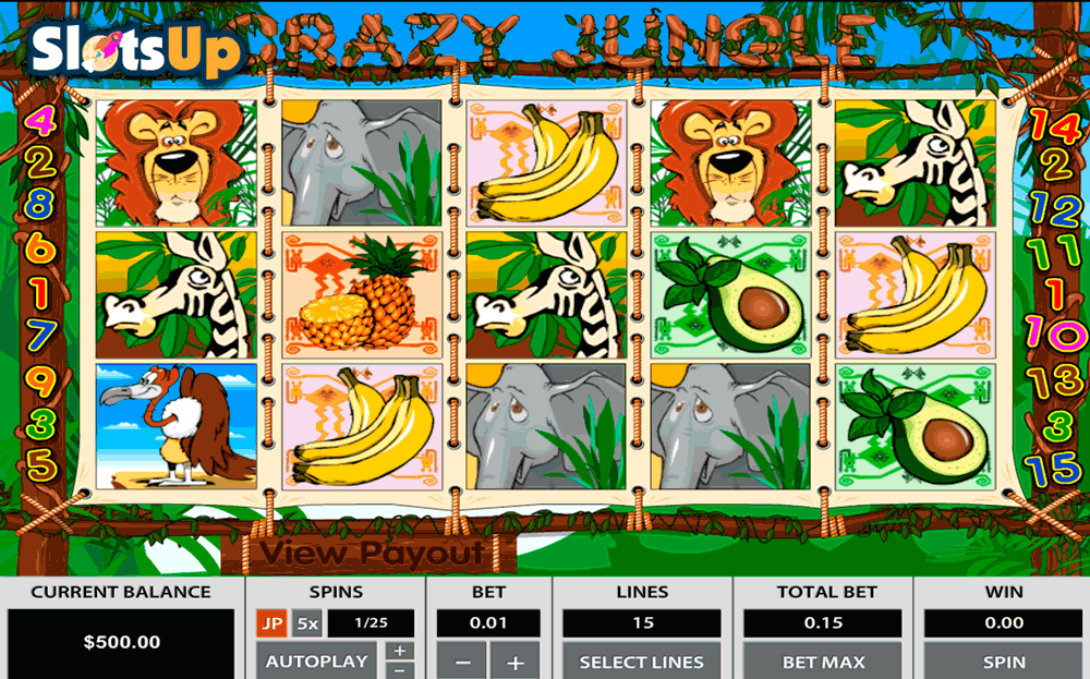 Crazy Jungle Slot Machine Online ᐈ ™ Casino Slots