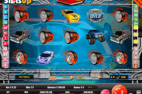 CRAZY MOTORS PORTOMASO CASINO SLOTS