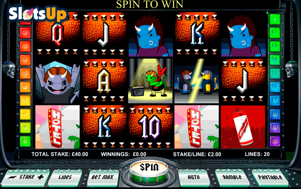 Creatures of Rock Slot Machine Online ᐈ OpenBet™ Casino Slots