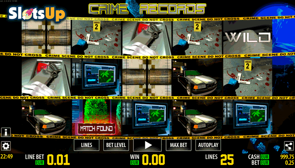 crime records hd world match