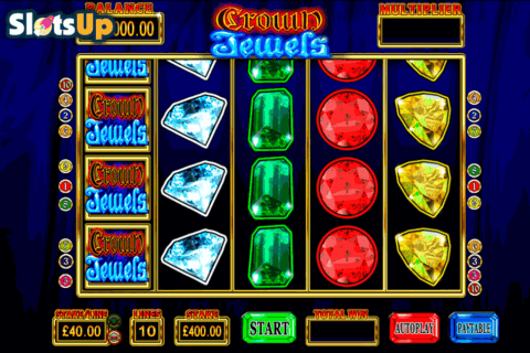 CROWN JEWELS BARCREST CASINO SLOTS