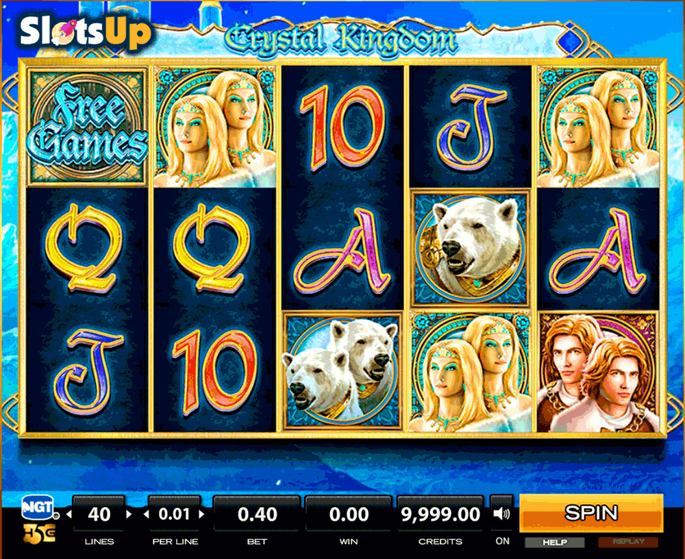 Crystal Kingdom Slot Machine – Play Online Slots for Free