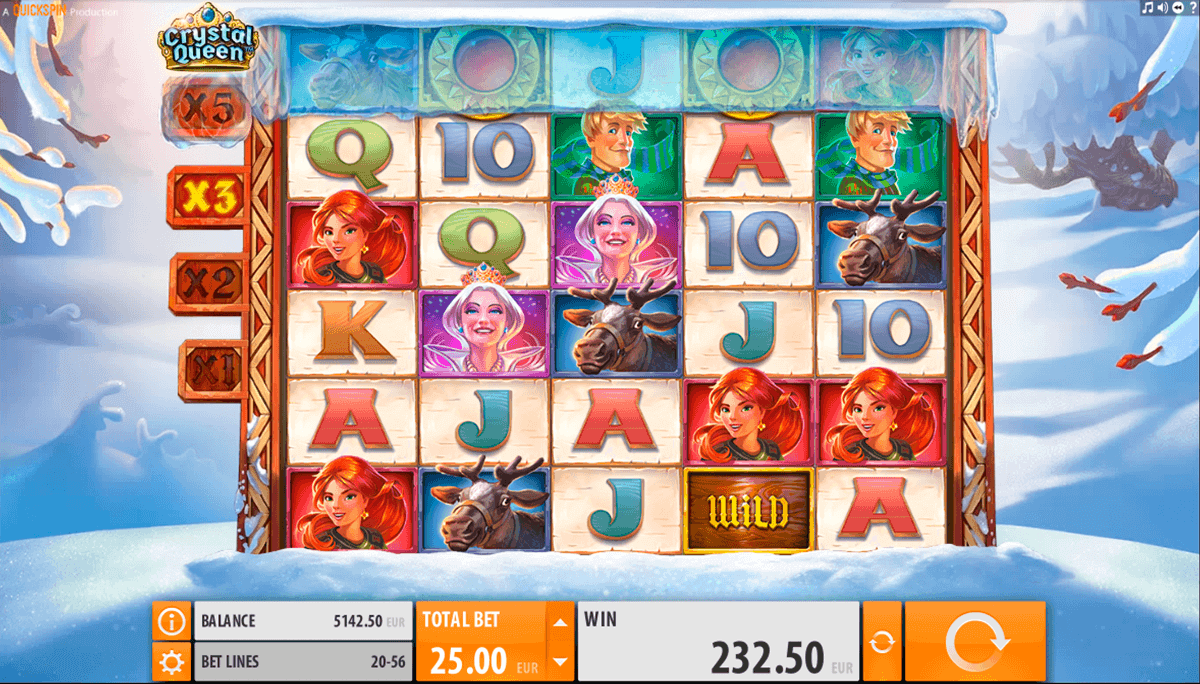 Crystal Queen | Spielautomaten im Online Casino | Mr Green