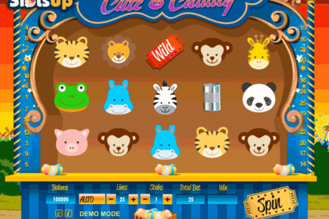 Cute & Cuddly Slots - Play the Free Casino Game Online