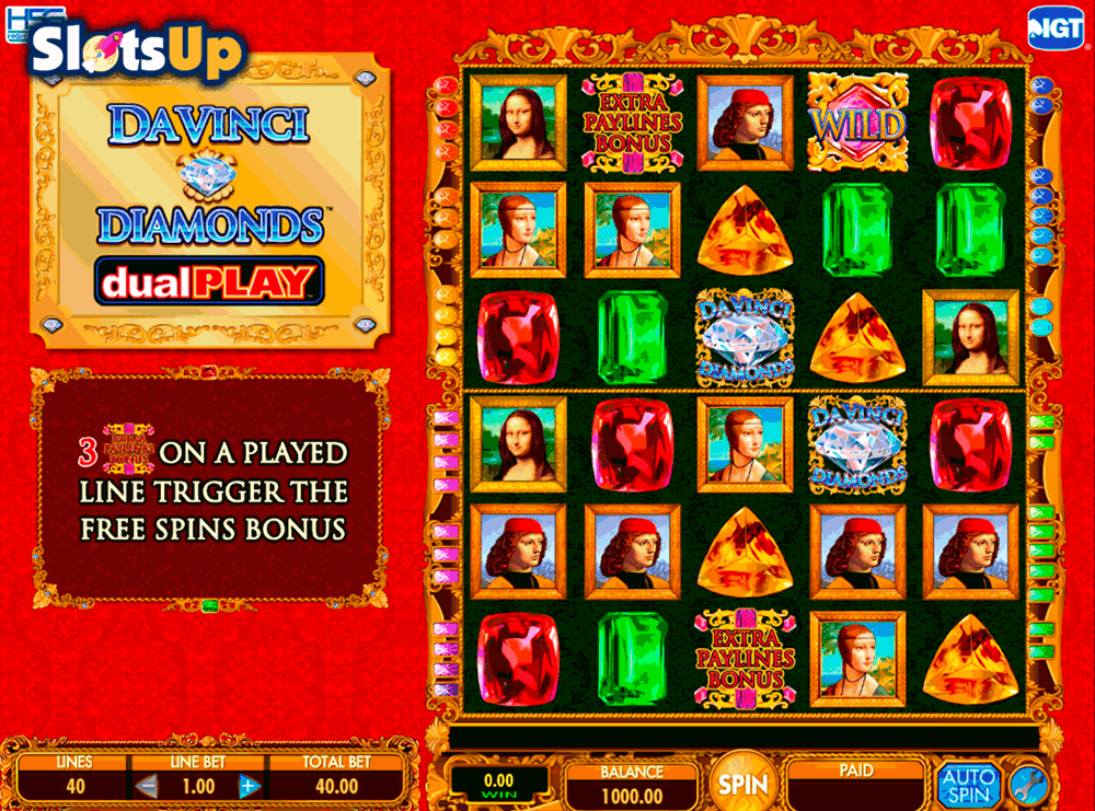 Classic Diamonds Slot Review & Free Instant Play Casino Game