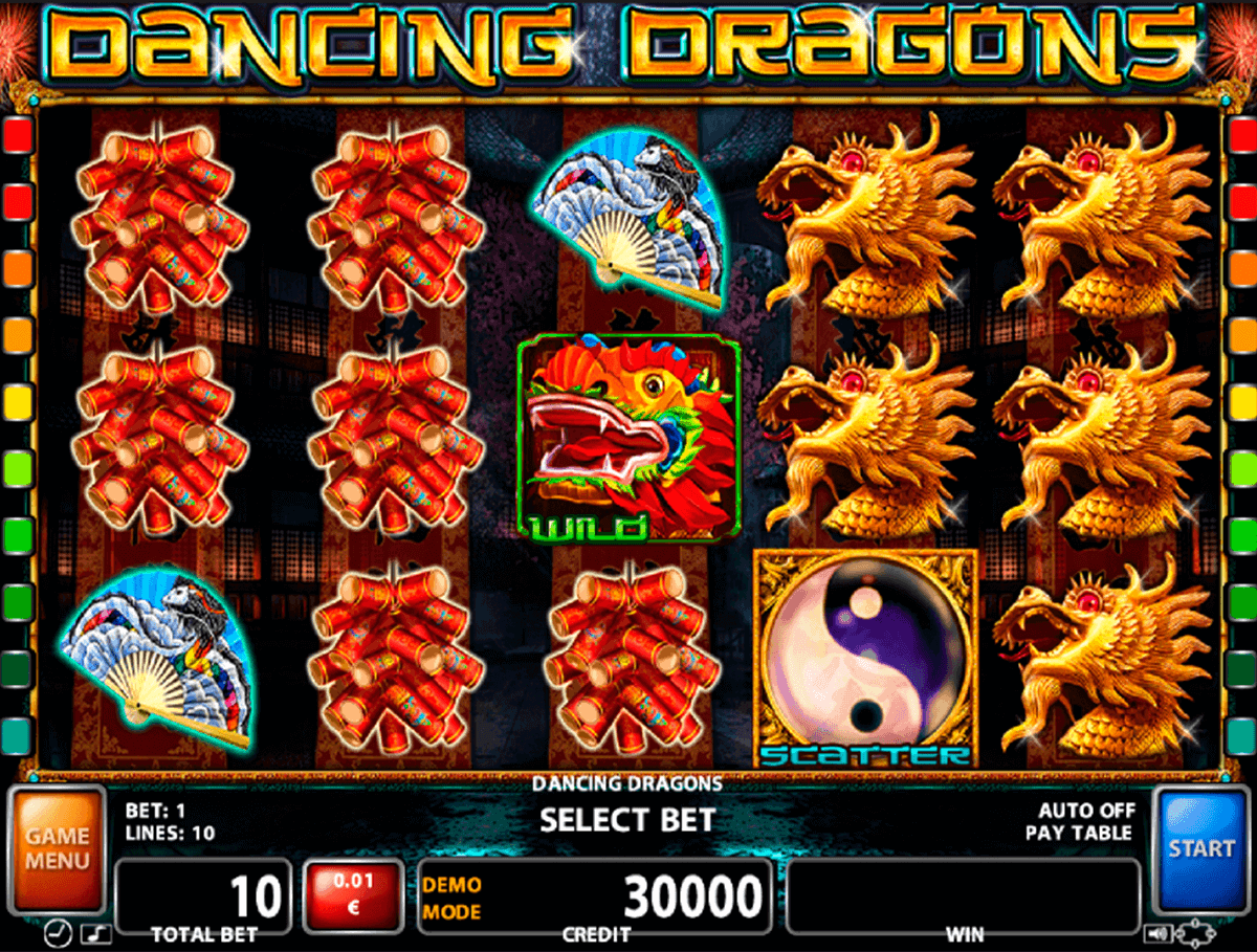 Dancing Dragon Slot - Try it Online for Free or Real Money