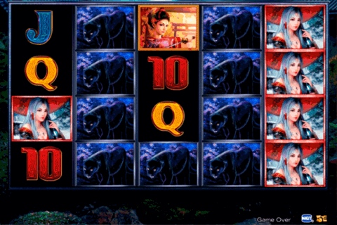 dangerous beauty high5 casino slots 480x320