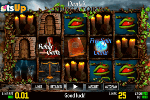 dante purgatory hd world match casino slots