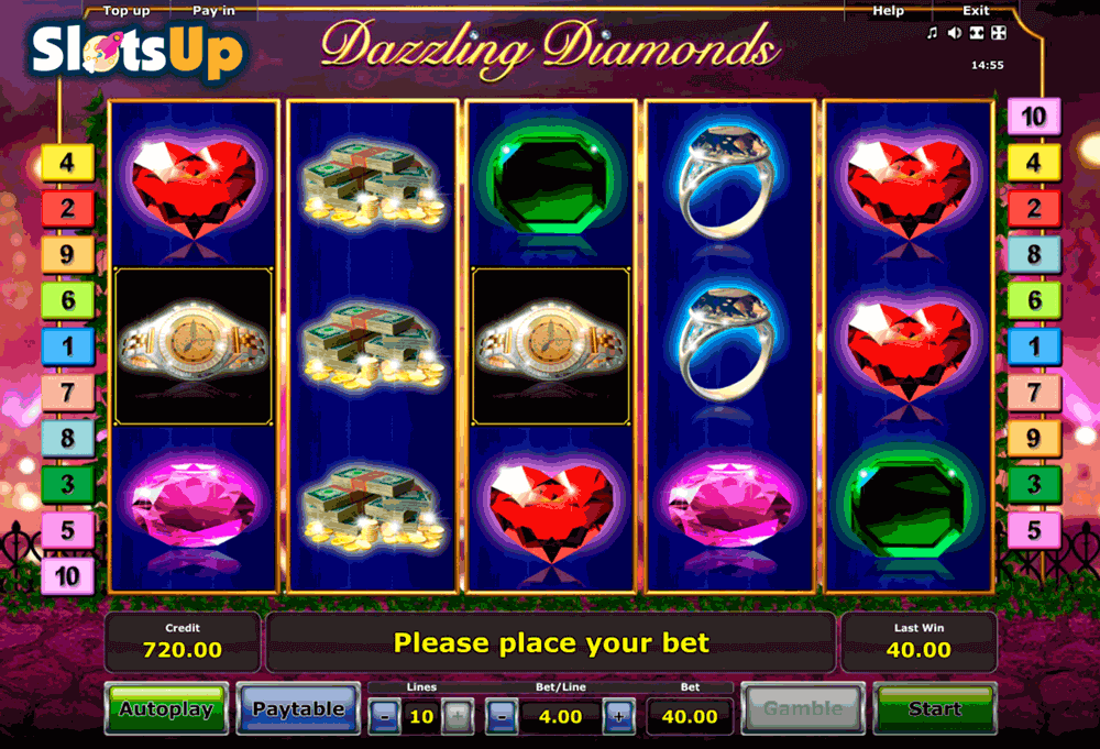 online casino slot lady charm