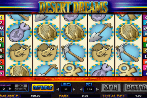 desert dreams amaya casino slots