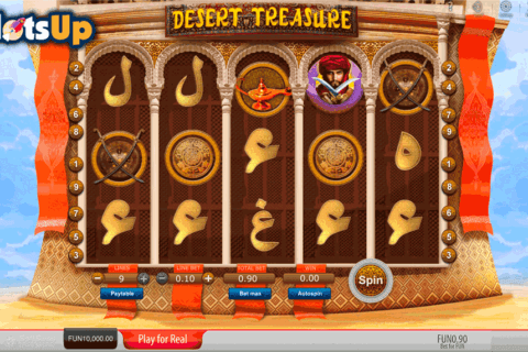 desert treasure softswiss casino slots