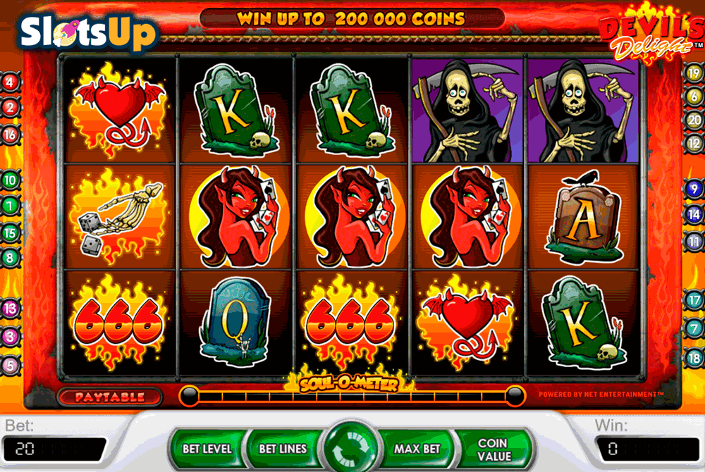 Devils Delight Slots Free Play & Real Money Casinos
