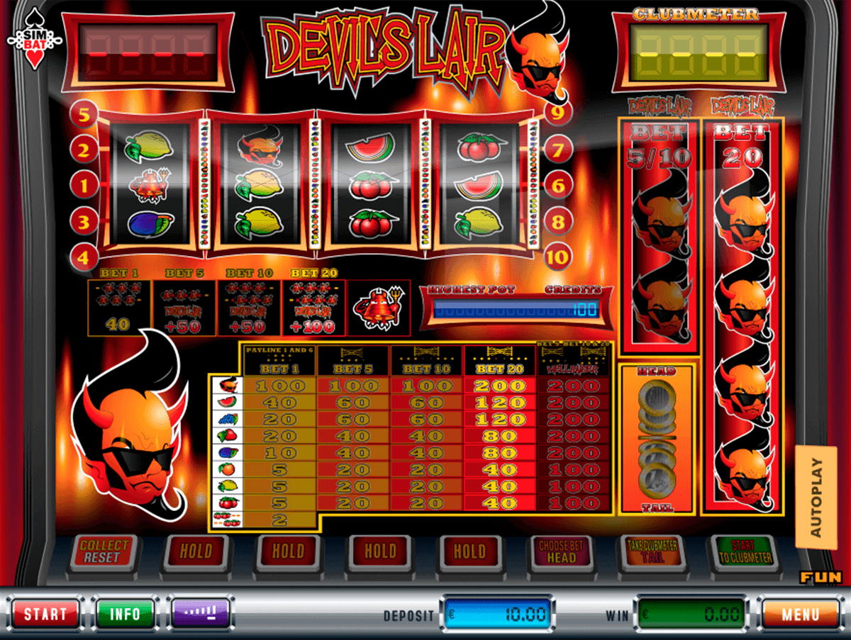 Devil Active Slot Machine Online ᐈ Simbat™ Casino Slots