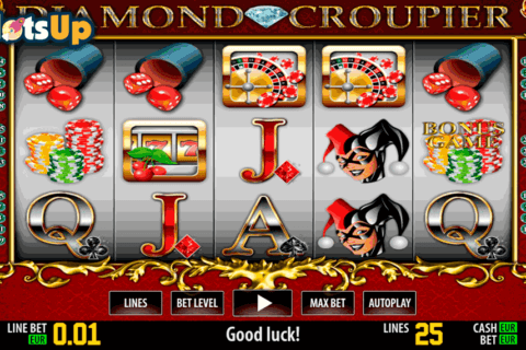 diamond croupier hd world match