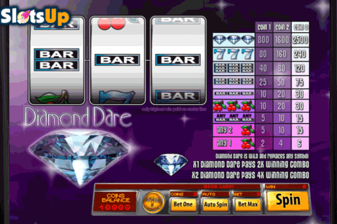 diamond dare saucify casino slots