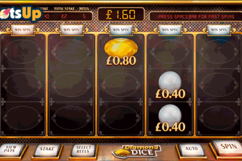 DIAMOND DICE CAYETANO CASINO SLOTS