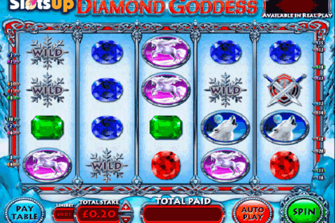 diamond goddess openbet casino slots 480x320