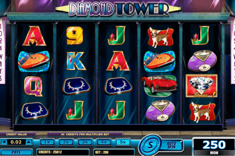 DIAMOND TOWER AMAYA CASINO SLOTS