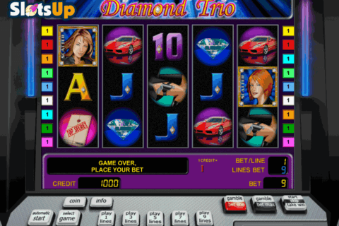 Golden Diamond Slot Machine - Play for Free Instantly Online