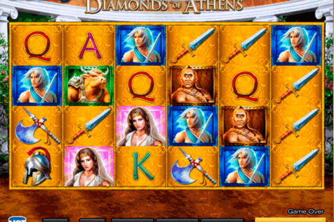 diamonds of athens high5 casino slots