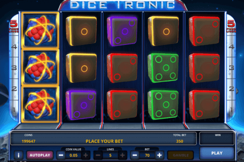 Dice Tronic Slot Machine Online ᐈ Zeus Play™ Casino Slots