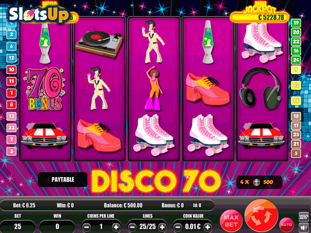 Disco Spins Netent Online Slot for Real Money - Rizk Casino