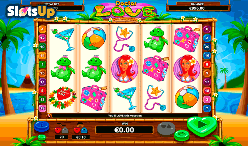 Doctor Love On Vacation Online Slot – Play Online for Free