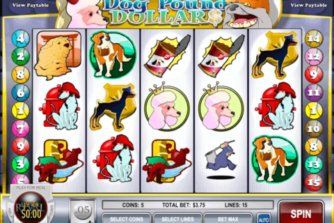 DOG POUND DOLLARS RIVAL CASINO SLOTS