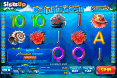 dolphin cash playtech casino slots